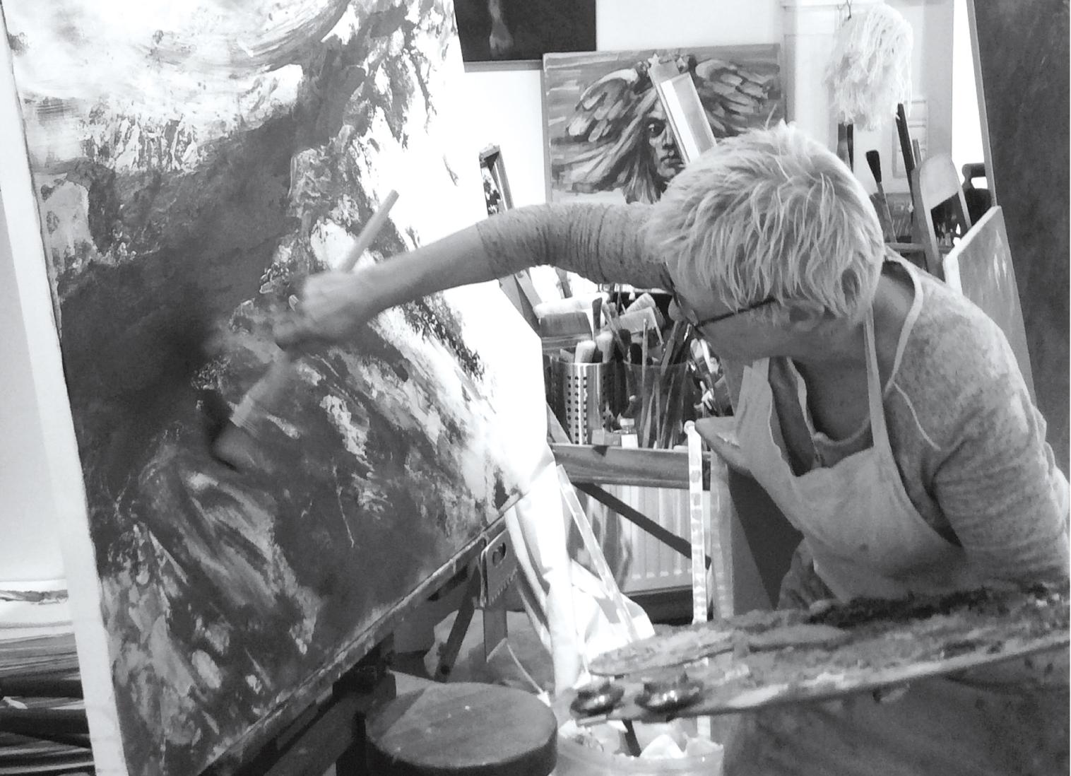 Artiste Marie-Pierre Maurer