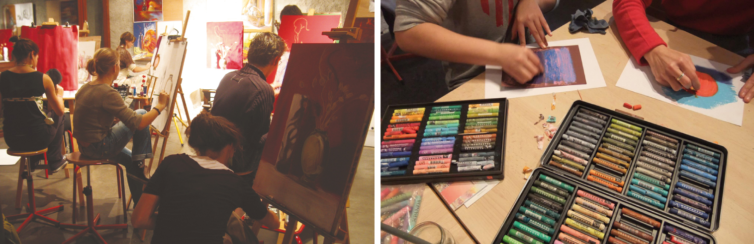 Ecole Enfants Crayons