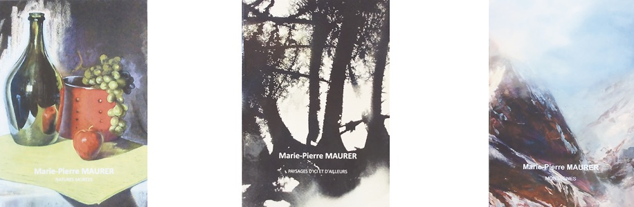 Publications Nature Mortes Paysages Montagnes